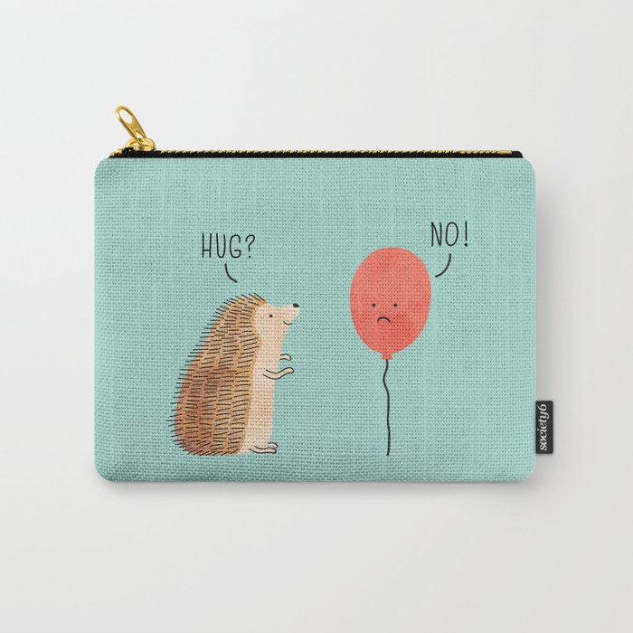 impossible love Carry-All Pouch
