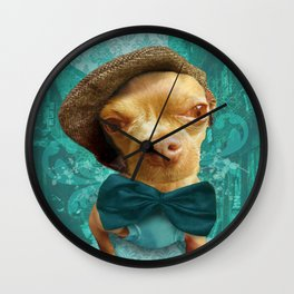 PHiNEAS TWiST (more please sir...) Wall Clock