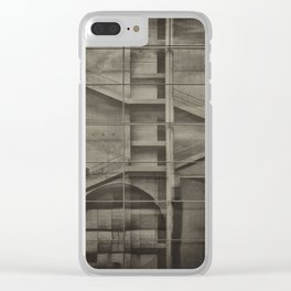 World of Tomorrow Clear iPhone Case