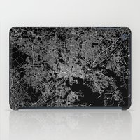 maryland iPad Cases featuring Baltimore map Maryland by Line Line Lines