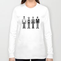 misfits Long Sleeve T-shirts featuring Misfits by Band Land