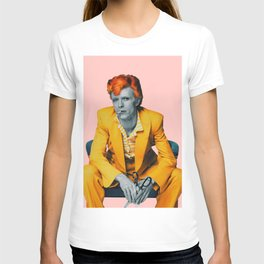 pinky bowie 2 T-shirt