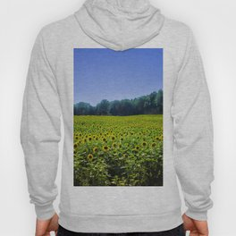 Field of Sunflowers Hoody