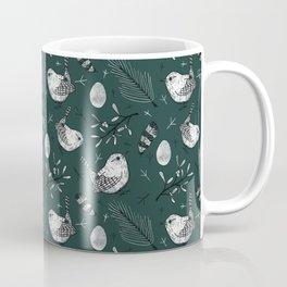 Botanical wren wonderland Coffee Mug