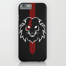 Monarch (White & Red) Slim Case iPhone 6s