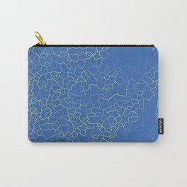 Crackle at the Poolside Carry-All Pouch