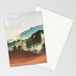 Mighty Mountain #society6 #decor #buyart Stationery Cards