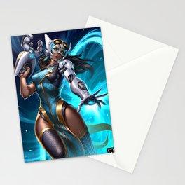 symmetra Stationery Cards