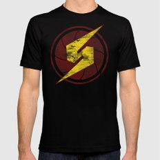 Samus Hero Mens Fitted Tee X-LARGE Black