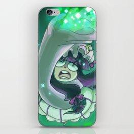Emerald Megalith iPhone Skin