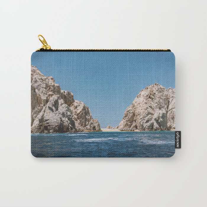 Lovers Beach II Carry-All Pouch