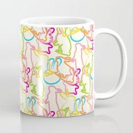 Cute Bunnies Coffee Mug