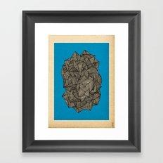 - boat - Framed Art Print