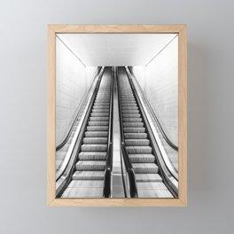 Stairway To Heaven Framed Mini Art Print