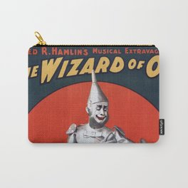 The Tin Man Carry-All Pouch
