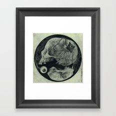 Still Death Framed Art Print
