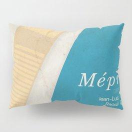 Contempt, Le Mépris, Jean-Luc Godard, Fritz Lang, Brigitte Bardot, french film, new wave, vague Pillow Sham