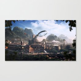 PhotoshopWorld Canvas Print
