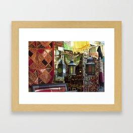 Arabian Lanterns 2! Framed Art Print