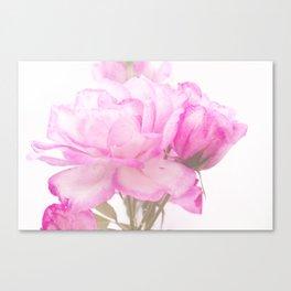 Light Pink Blend Rose #1 #floral #decor #art #society6 Canvas Print