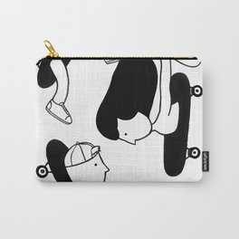 Skateboarding Carry-All Pouch