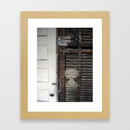 Ghost no. 3 Framed Art Print