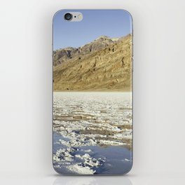 Badwater Basin iPhone Skin