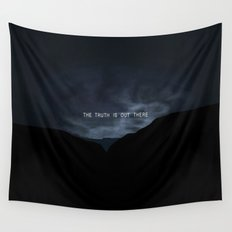 Truth. Wall Tapestry