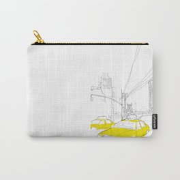 Cross Town Traffic Carry-All Pouch