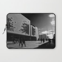 Valletta Entrance and Parliament Laptop Sleeve