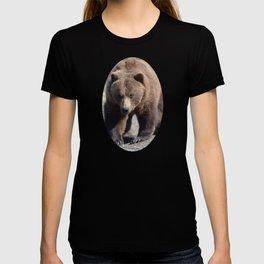 Alaskan Grizzly Bear - Spring T-shirt