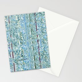 Canopy of Flowers for Two: Coordinates with Canopy Stationery Cards