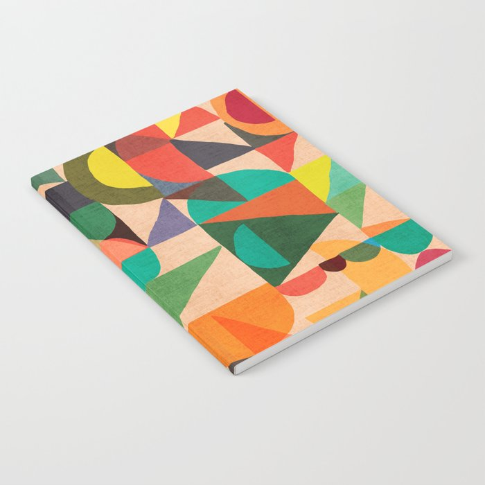Color Field Notebook