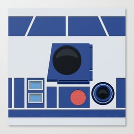 R2-D2 Canvas Print