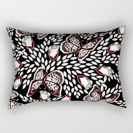 Lovely butterfly Rectangular Pillow