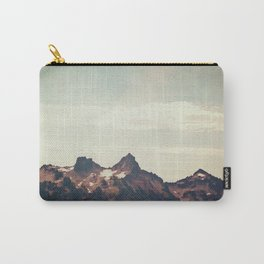 Mountain Ridge Morning Carry-All Pouch