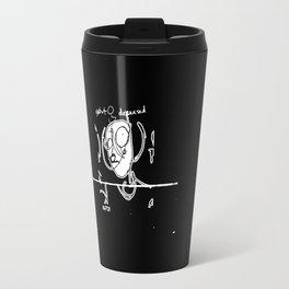 Exist and Deceased Travel Mug