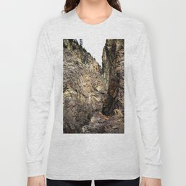 In Eureka Gulch, High Above the South Fork Animas River Long Sleeve T-shirt