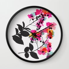 myrtle 4 Wall Clock