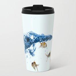 Keep swiming Travel Mug