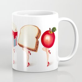 Lunch Ladies Pin-Ups Coffee Mug