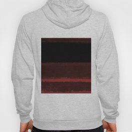 1958 Four Darks on Red by Mark Rothko Hoody