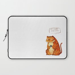 Mr Tiger Laptop Sleeve