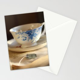 Earl Grey Tea Stationery Cards