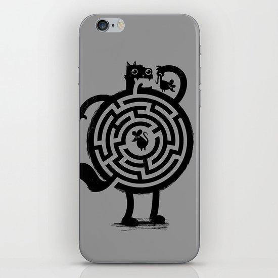 Amazin' Cat iPhone & iPod Skin