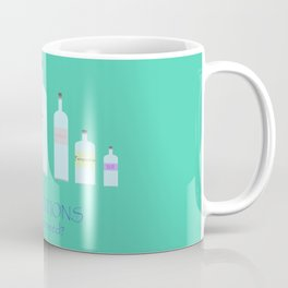 Magic potions Coffee Mug