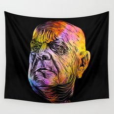 Rainbow Sibelius Wall Tapestry
