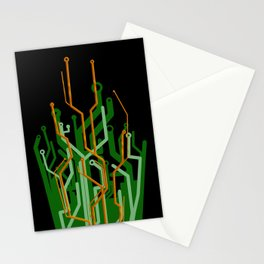 Circuit tree Stationery Cards