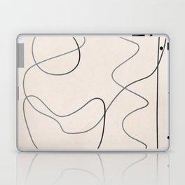 Abstract Line III Laptop & iPad Skin