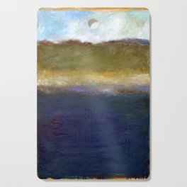 Abstract Dunes ll Cutting Board